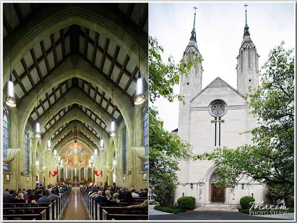 Holy Trinity Church Cincinnati The Center Wedding