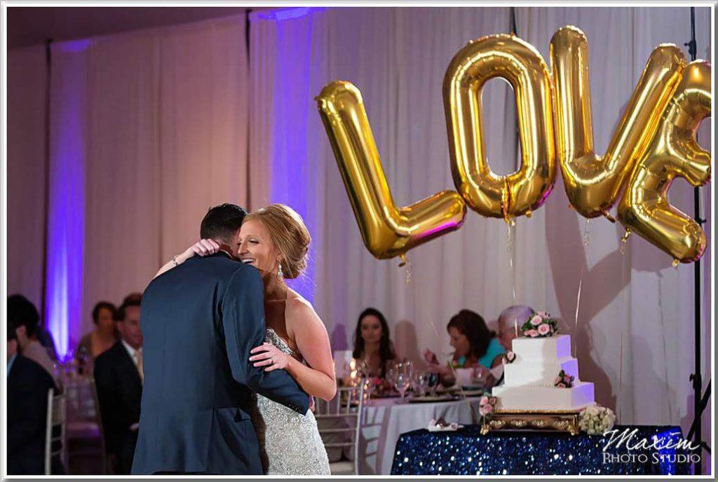 The Center Wedding Reception Cincinnati Ohio