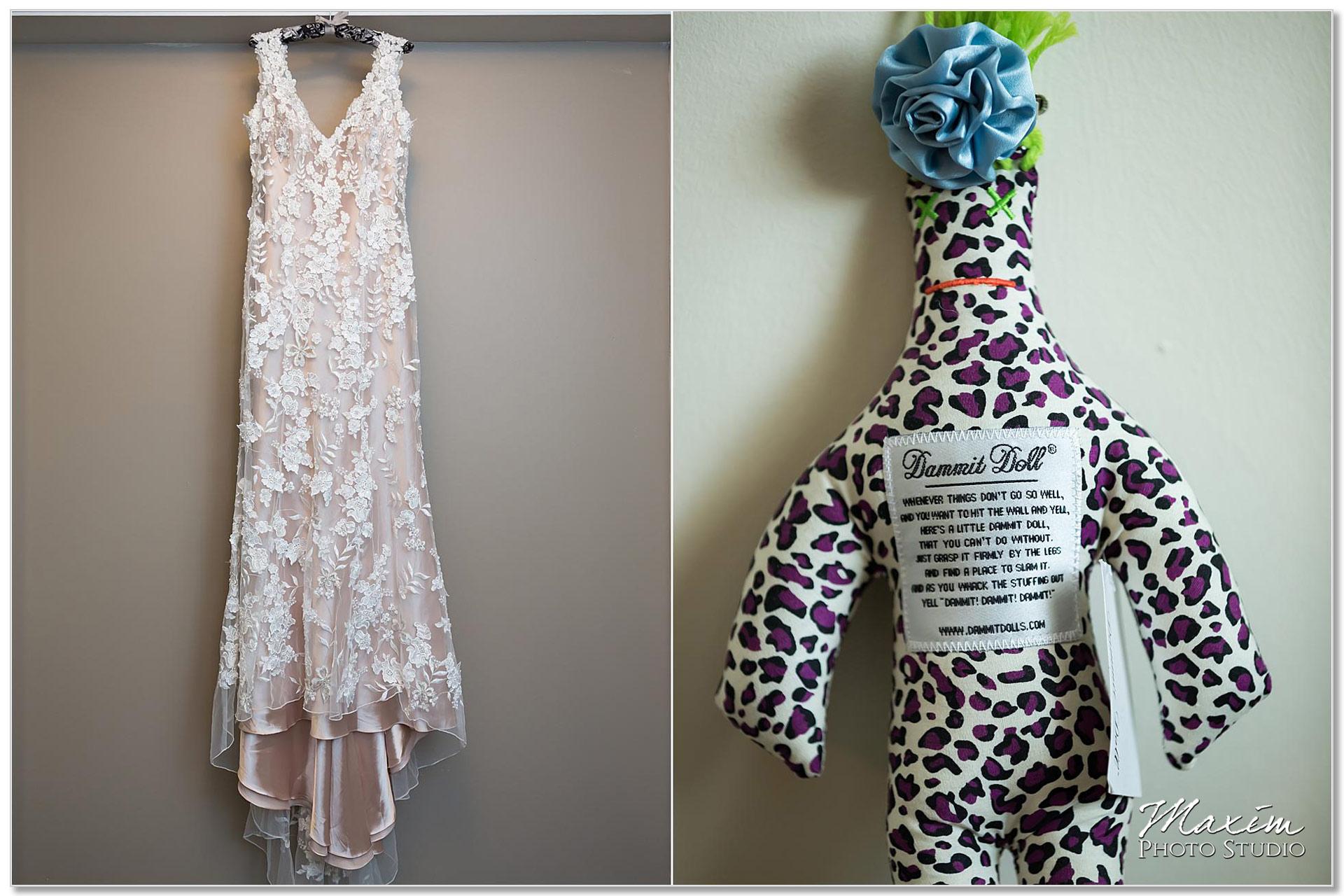 Alms Park Cincinnati Wedding dress