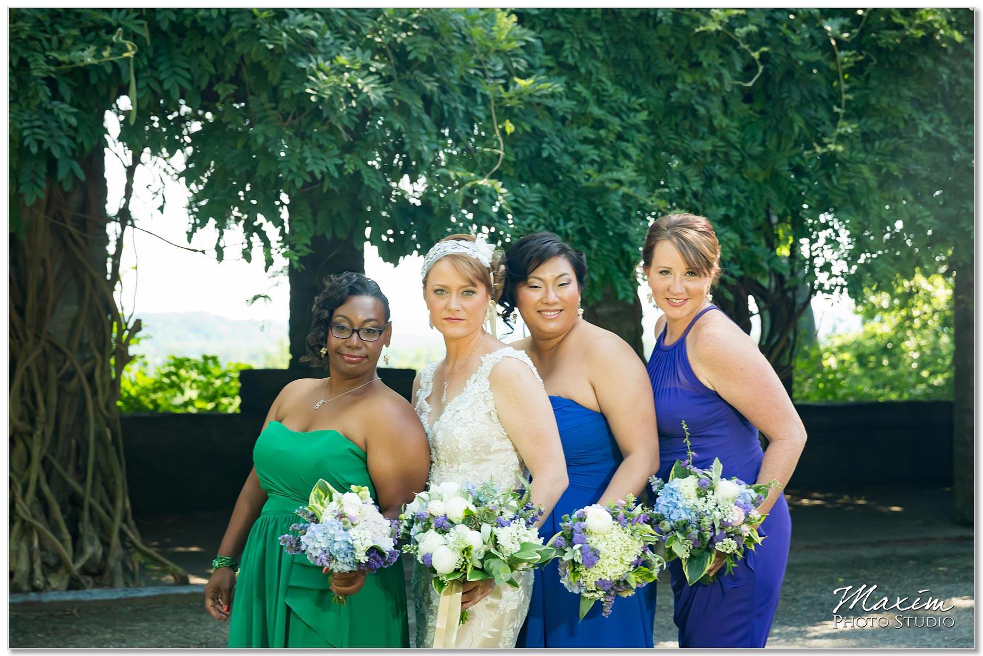 Bridesmaids Alms Park Cincinnati
