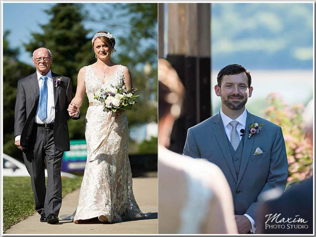 Cincinnati Wedding Photographers Alms Park Wedding