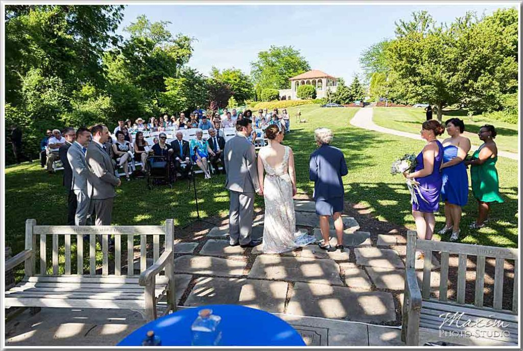 Spring Ceremony Alms Park