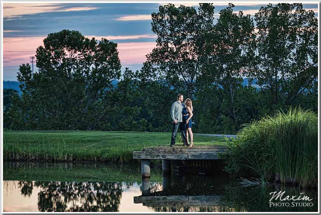 Cincinnati Ivy Hills Country Club engagement