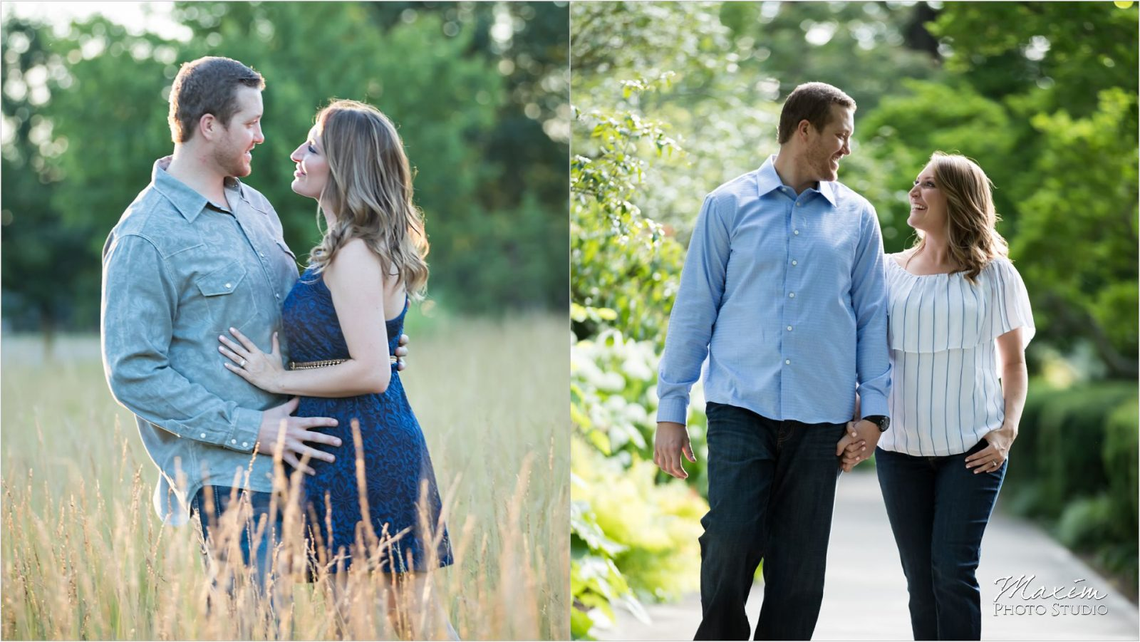 Ault Park Ivy Hills Country Club Engagement