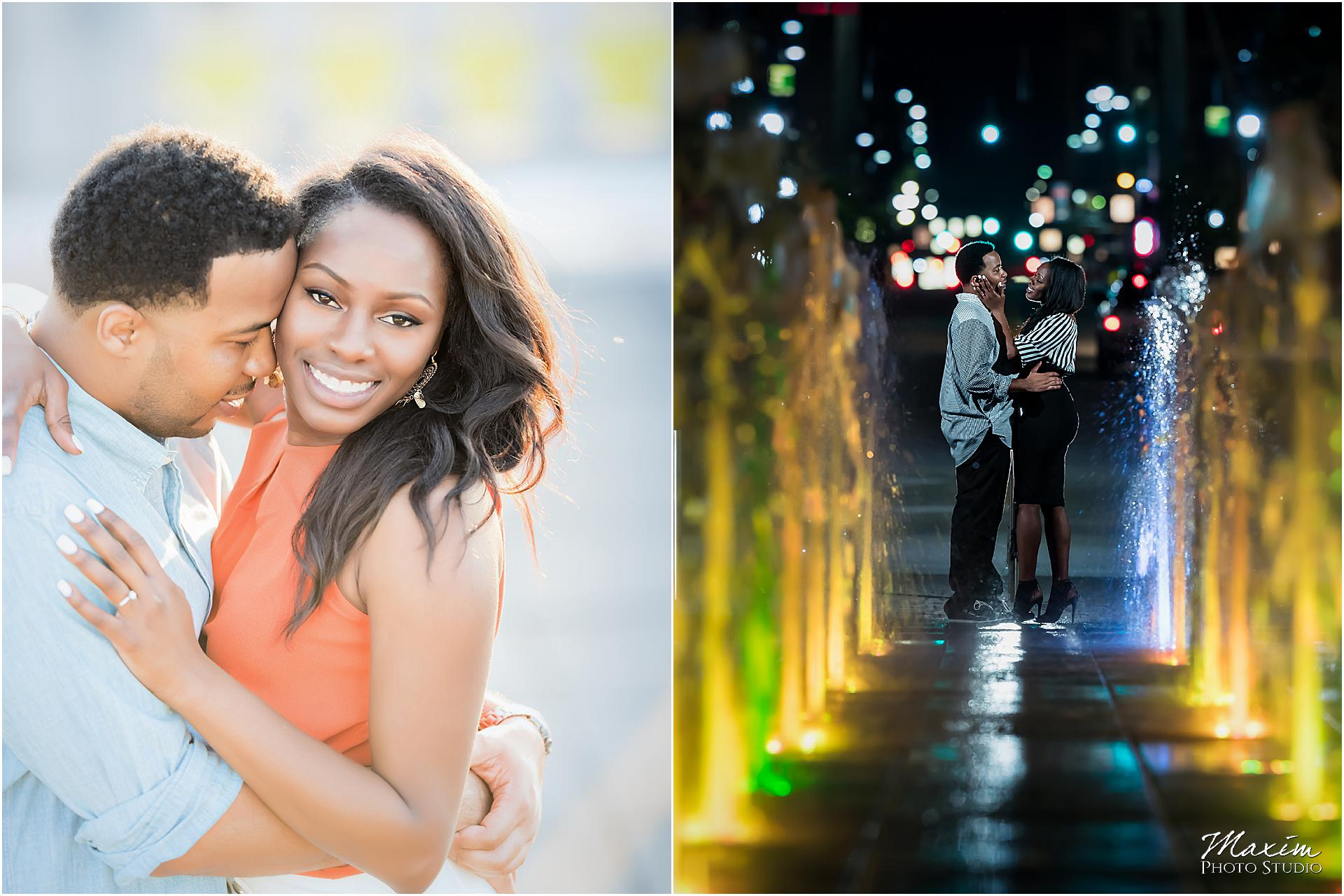 Ault Park, Cincinnati Engagement, Smale Riverfront Park