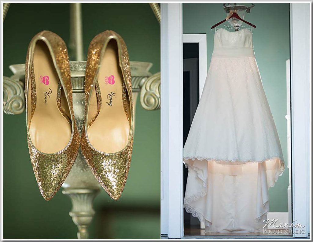 Ault Park Cincinnati Wedding Dress