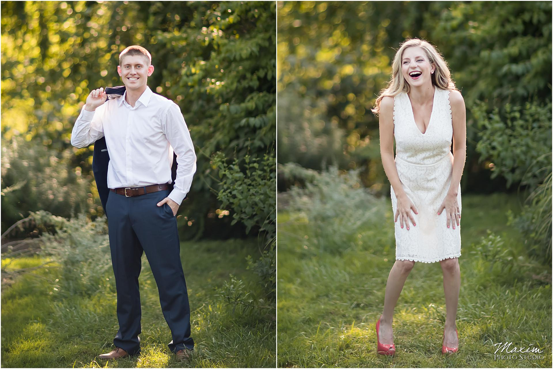 Ault Park Cincinnati, Engagement Photography, fun engagement