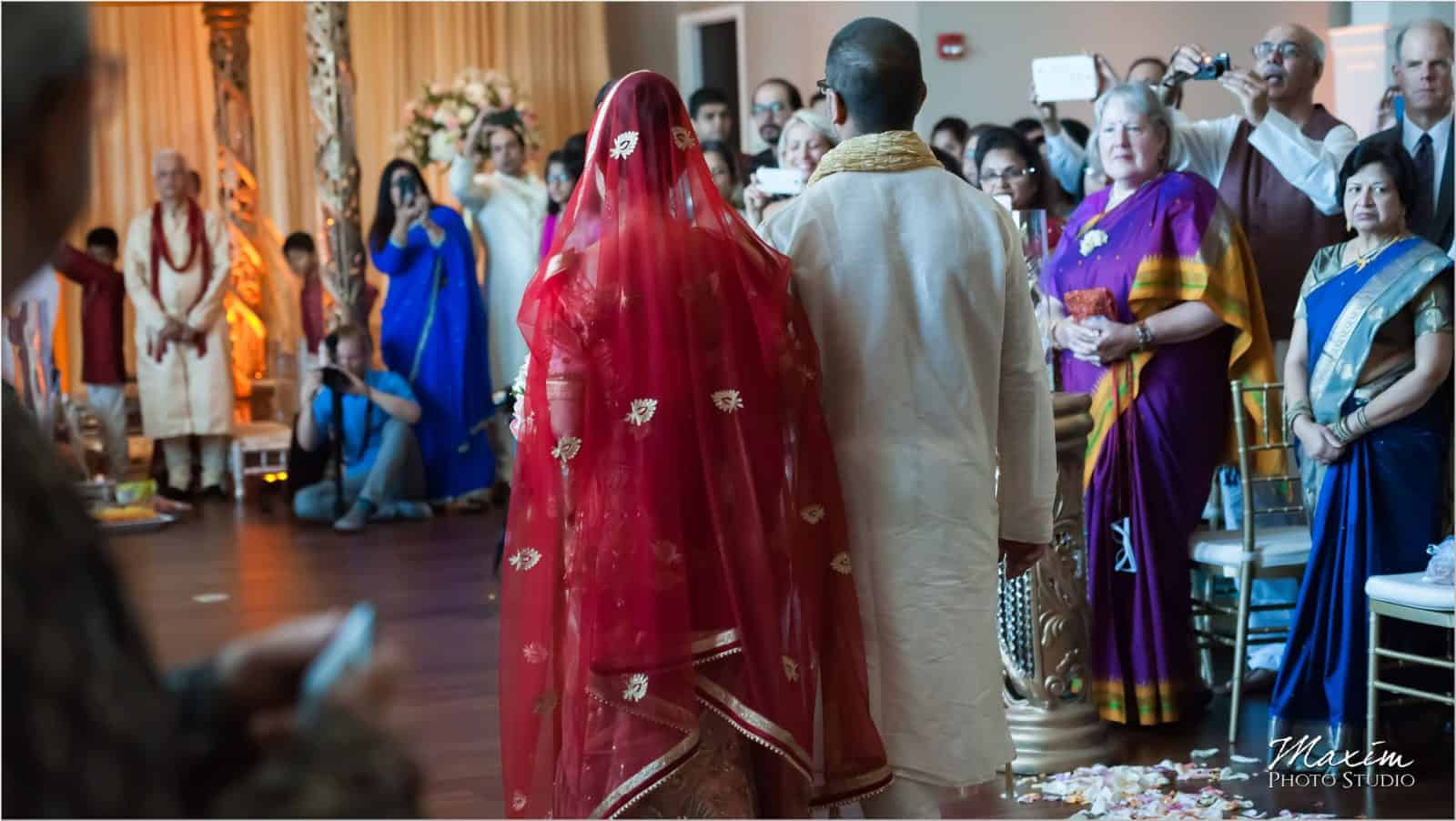 Centre Park West Indian Wedding Ceremony
