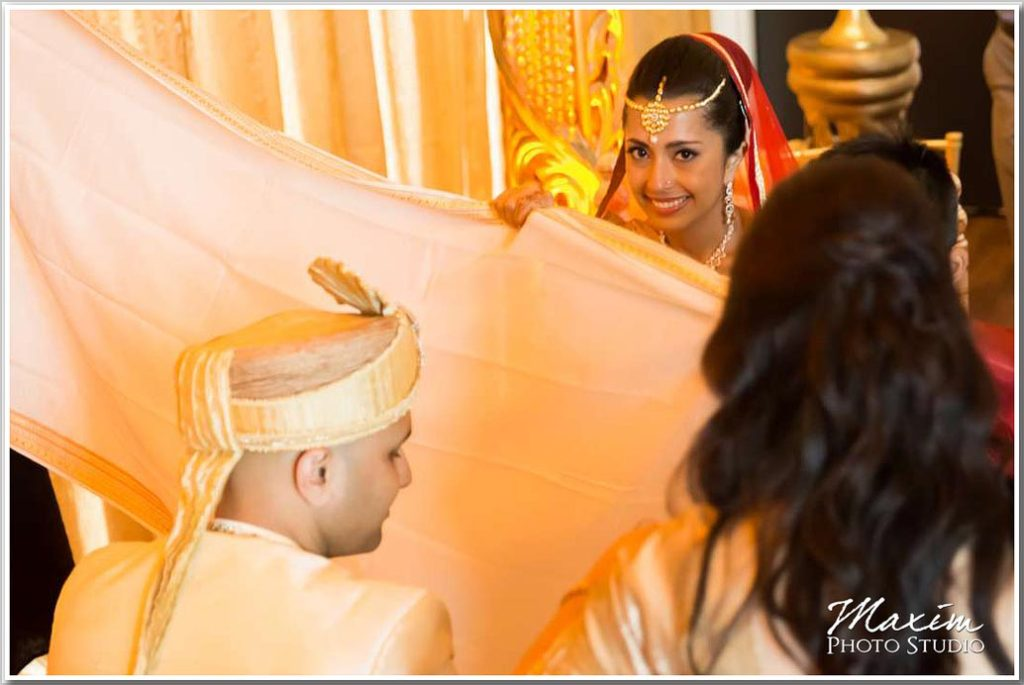Cincinnati Wedding Photographers Centre Park West Indian Wedding Ceremony