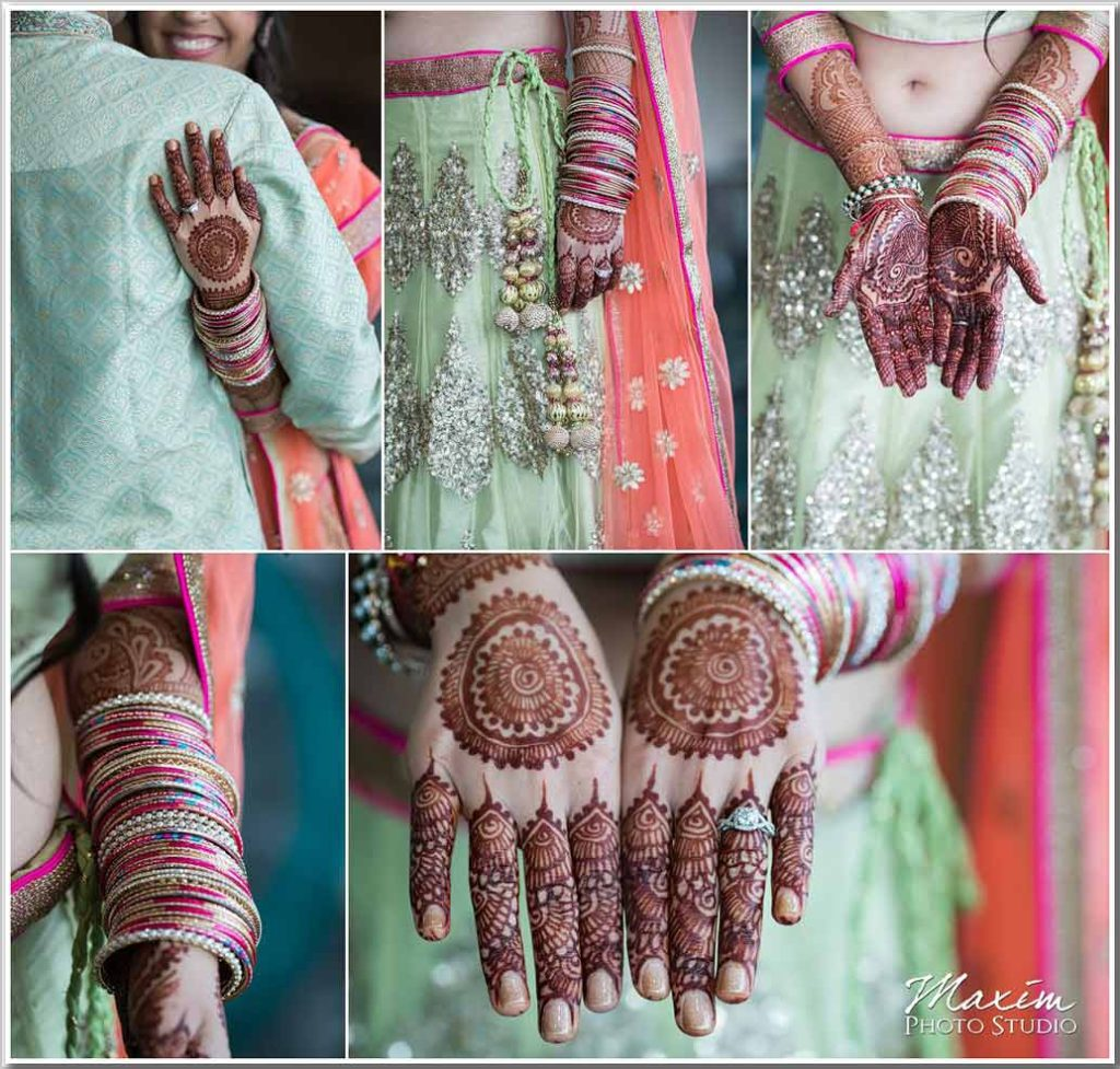 Cincinnati Wedding Photographers Centre Park West Indian Wedding Henna