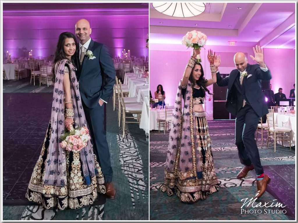 Cincinnati Wedding Photographers Indian Wedding reception