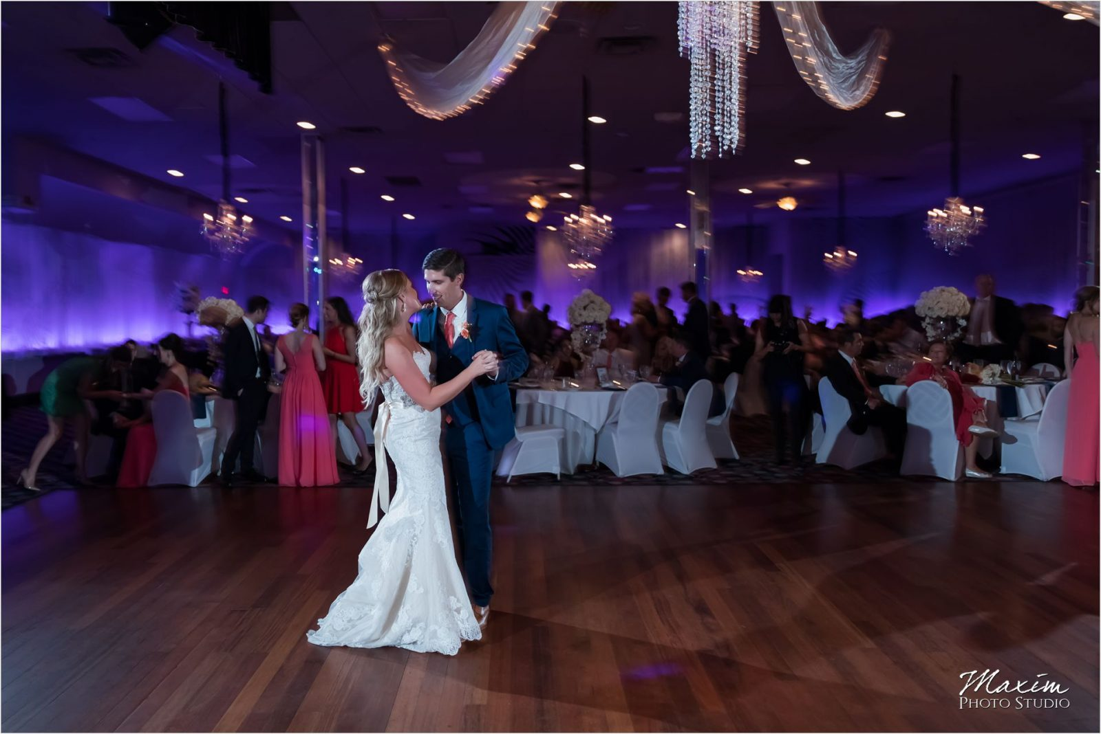 Newport Syndicate Covington Kentucky Wedding Reception