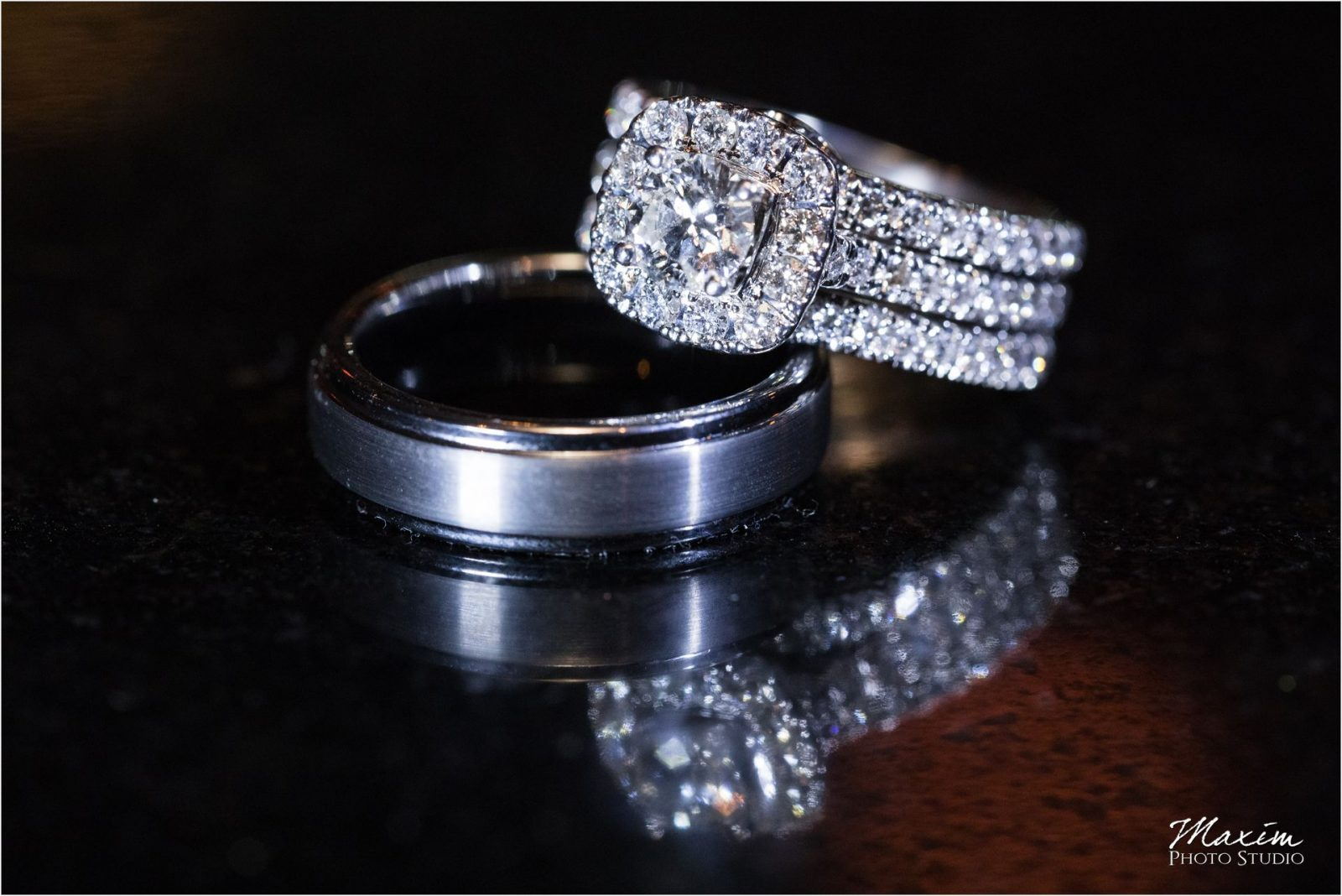 Newport Syndicate Covington Kentucky Wedding Rings