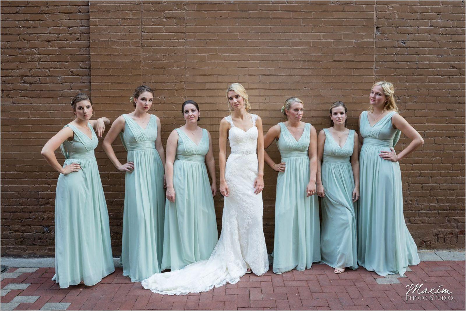 21C Museum Cincinnati Hotel Bride Pictrues