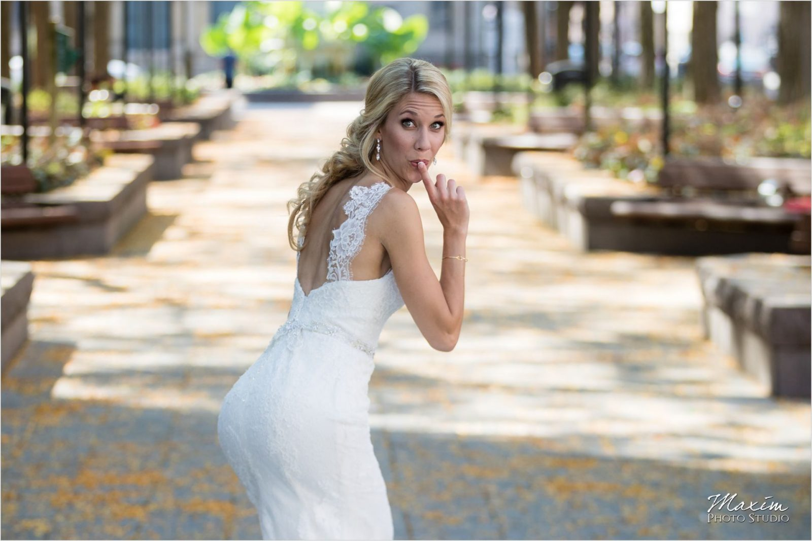 Piatt Park Cincinnati Bridal Party