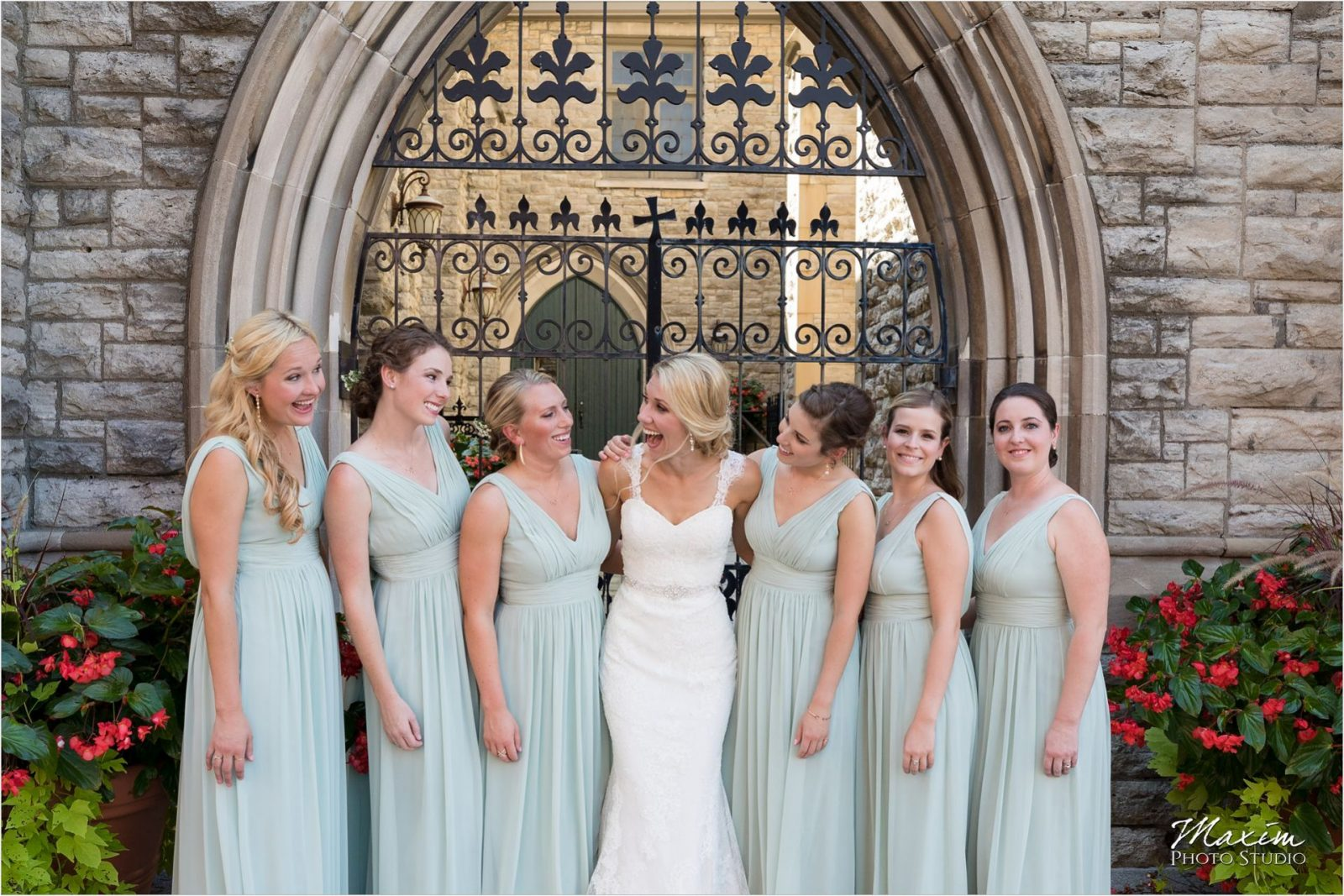 First Covenant Presbyterian Cincinnati Bridal Party