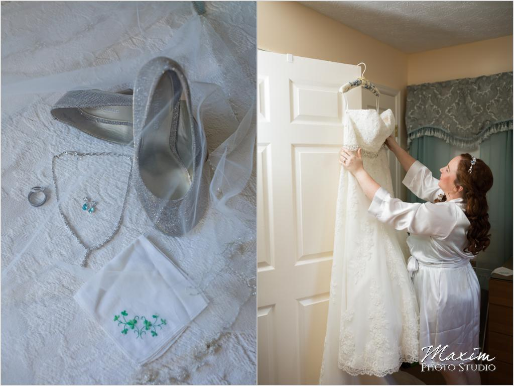 Wendy's Bridal wedding dress cincinnati