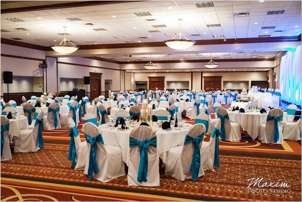 Marriott North Cincinnati Wedding reception
