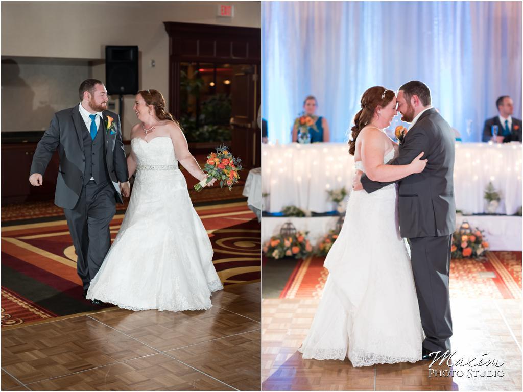 Marriott North Cincinnati Wedding