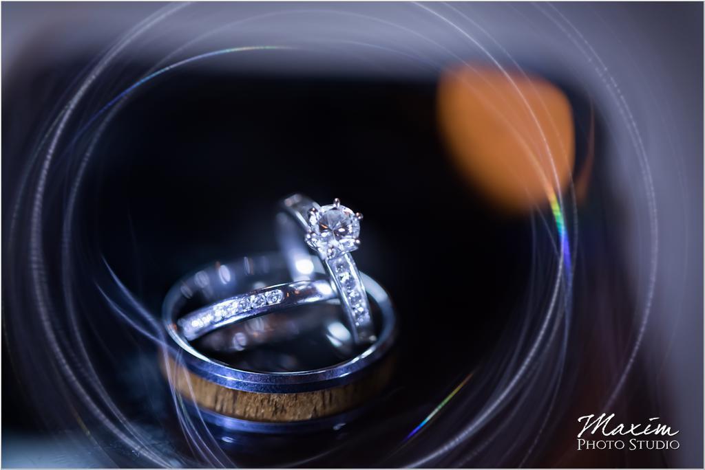 Eddie Lane Cincinnati Wedding ring