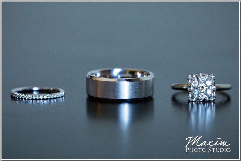 New Riff Wedding Rings