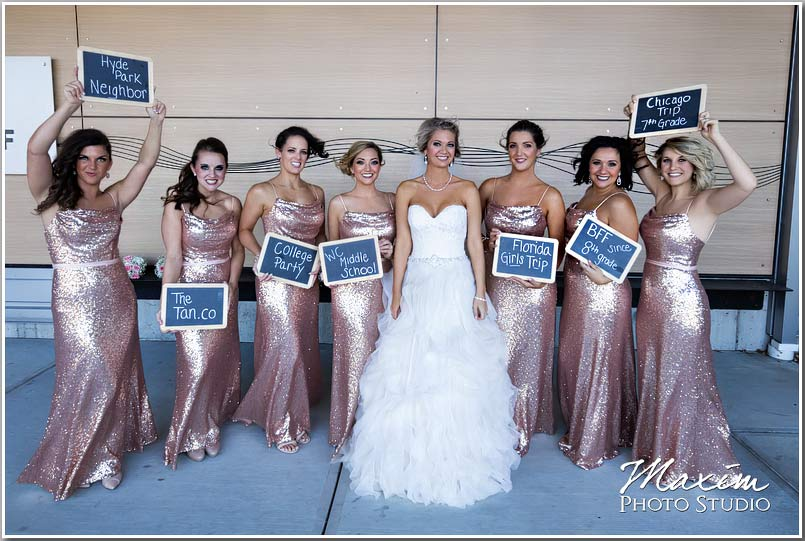 New Riff Bridesmaids pictures