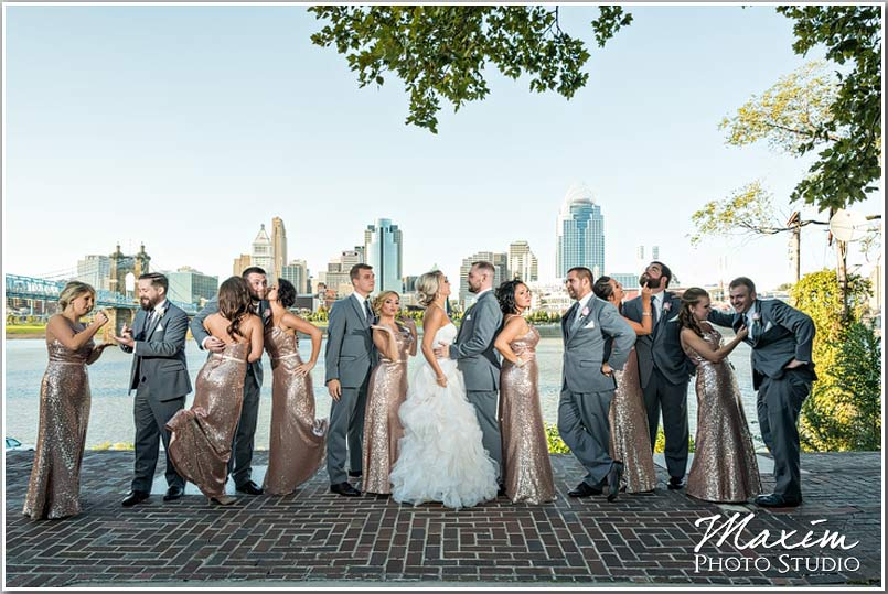 George Rodgers Clark Park Wedding