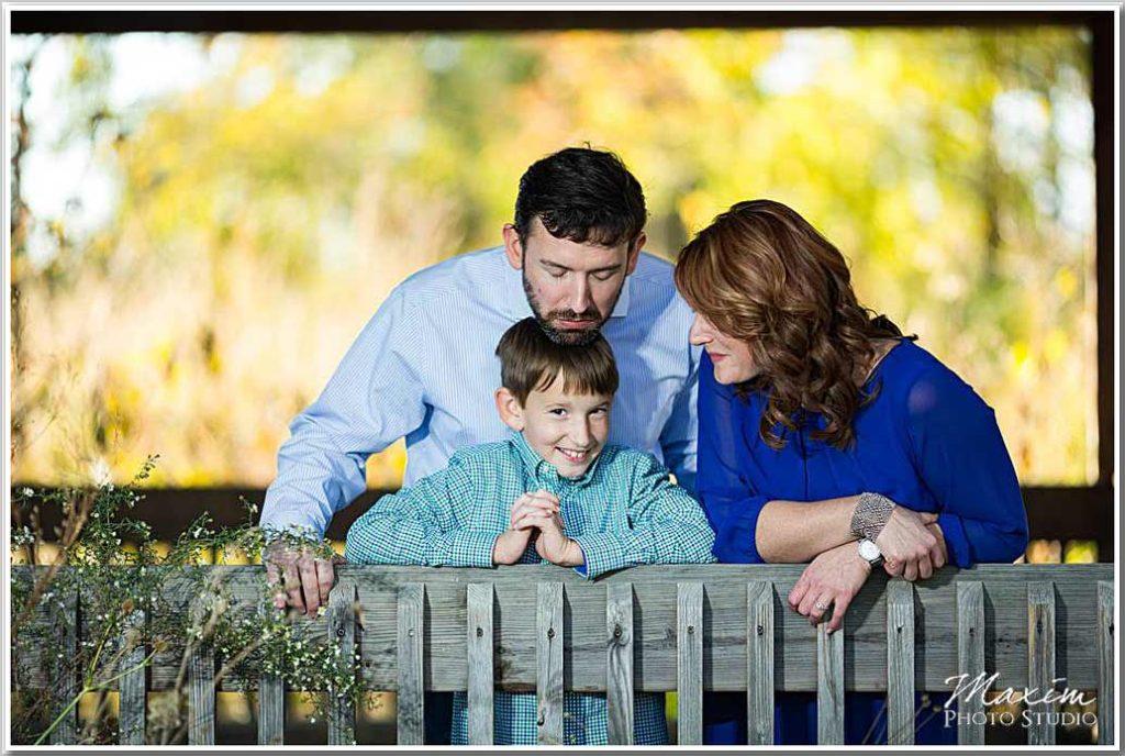 Cox Arboretum Family Portraits