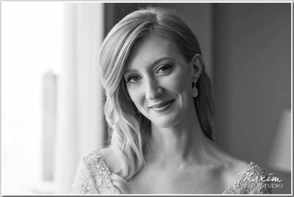 Cincinnati Westin Downtown Bride