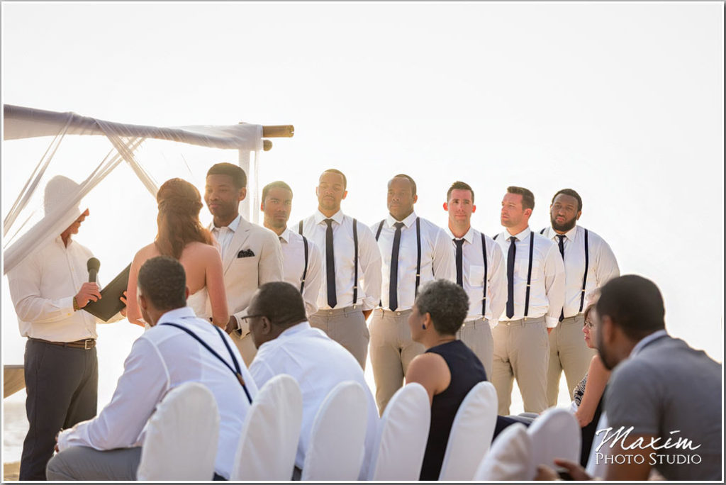 Cabo Mexico Destination Wedding ceremony