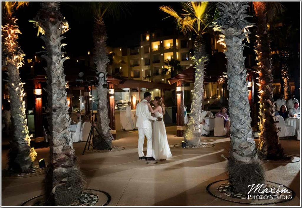 Pueblo Bonito Pacifica Mexico Wedding Reception