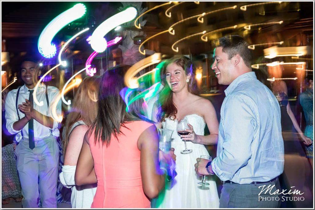 Wedding reception Pueblo Bonito Pacifica pictures