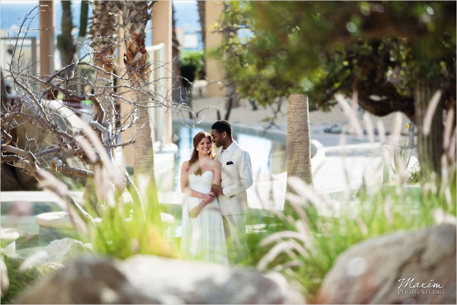 Pueblo Bonito Cabo Mexico Destination Wedding Portraits