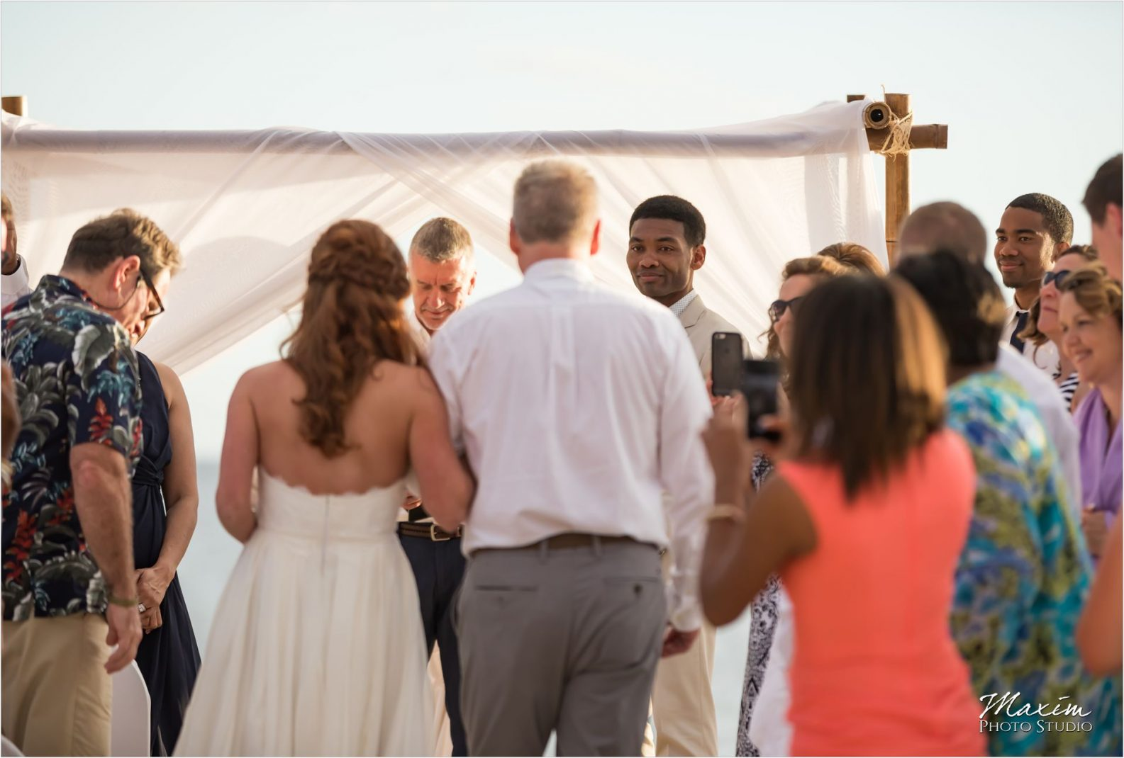 Pueblo Bonito Cabo Mexico Destination Wedding Ceremony