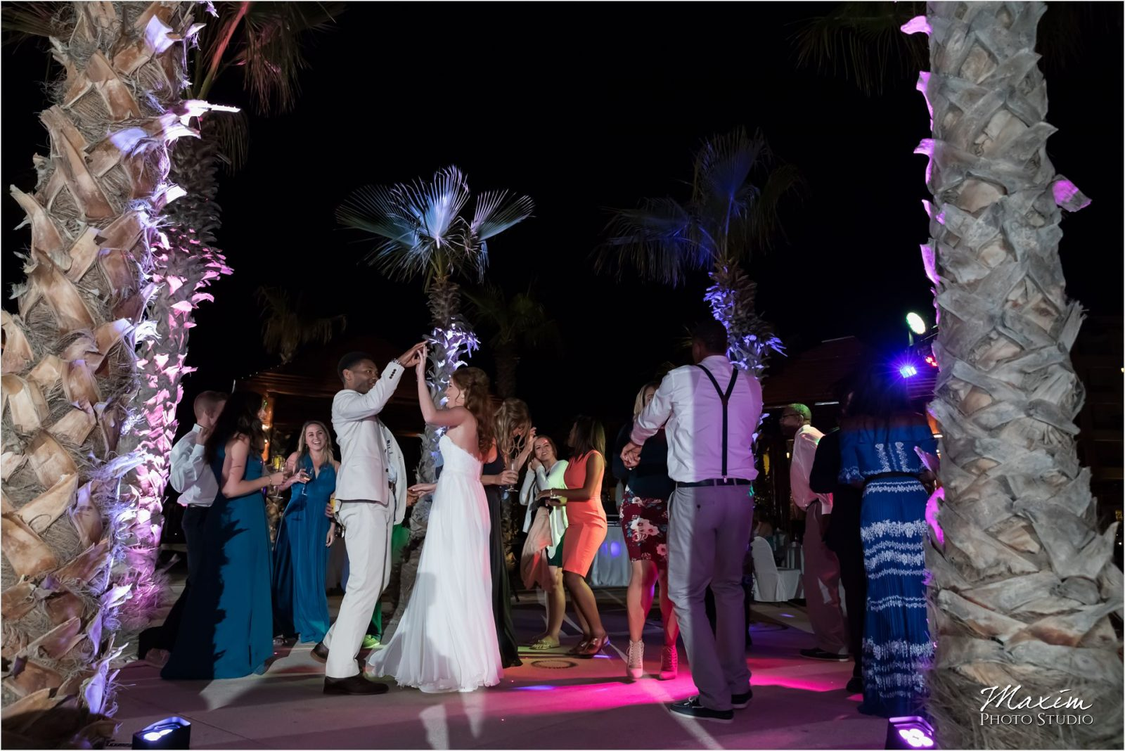 Pueblo Bonito Cabo Mexico Destination Wedding Reception