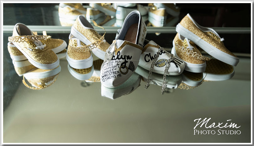 Drees Pavilion Wedding Shoes