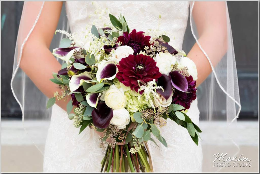 Sherwood Florist Masonic Center Wedding picture