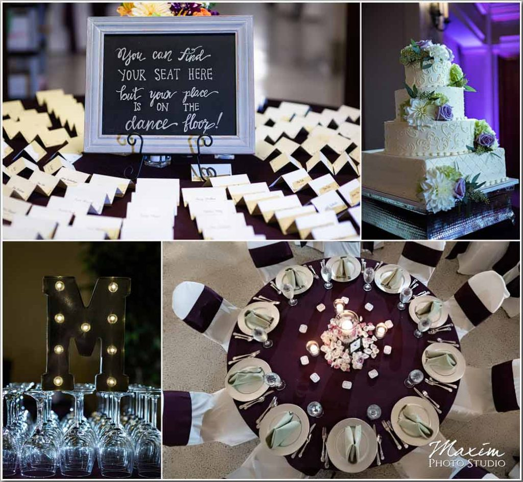 Dayton Masonic Temple Wedding reception cost
