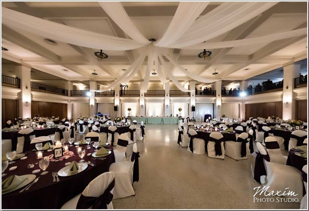 Dayton Masonic Center Wedding Party Pleasers