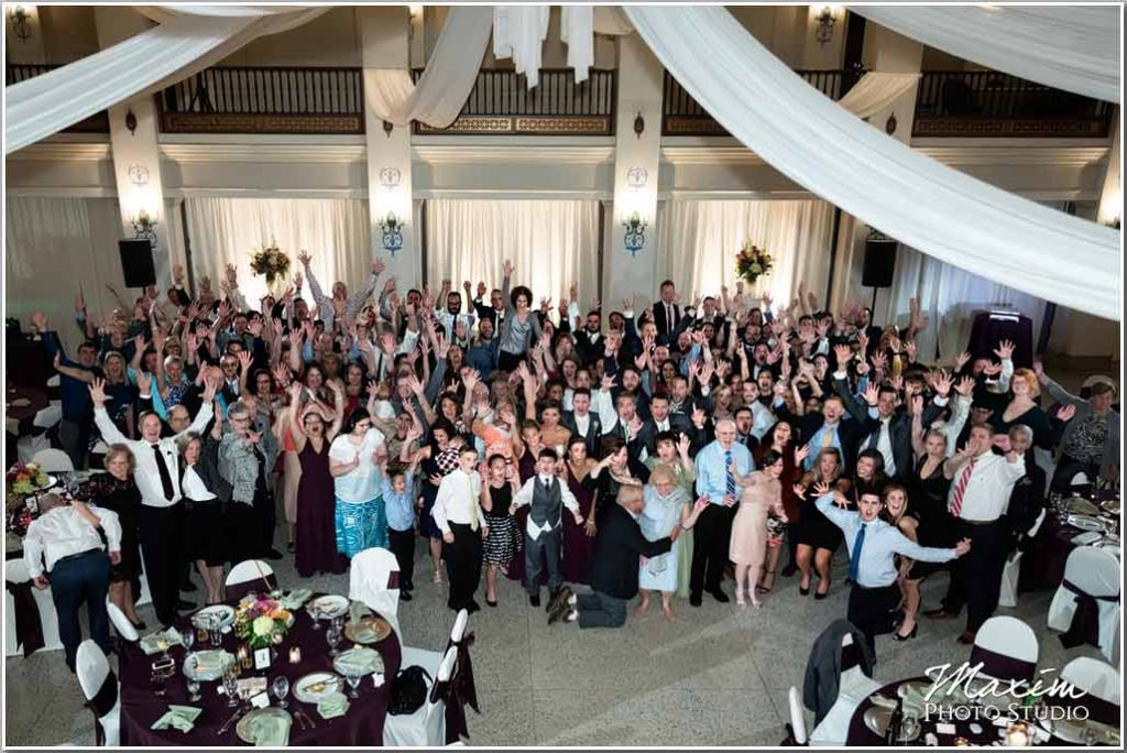 Dayton Masonic Center Party Pleasers Group photo