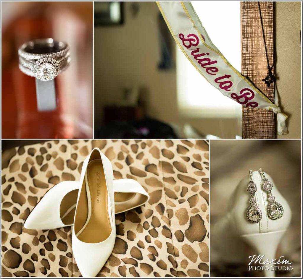 Drees Pavilion Wedding shoes picture