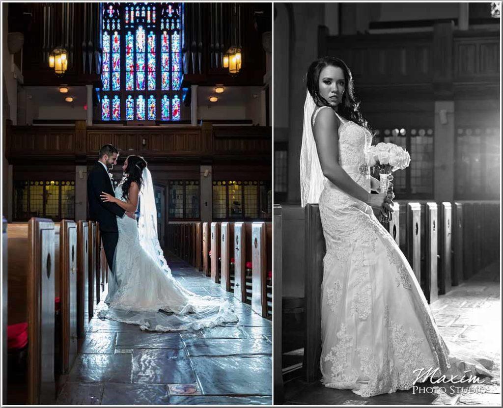 Hyde Park United Methodist church Bride groom