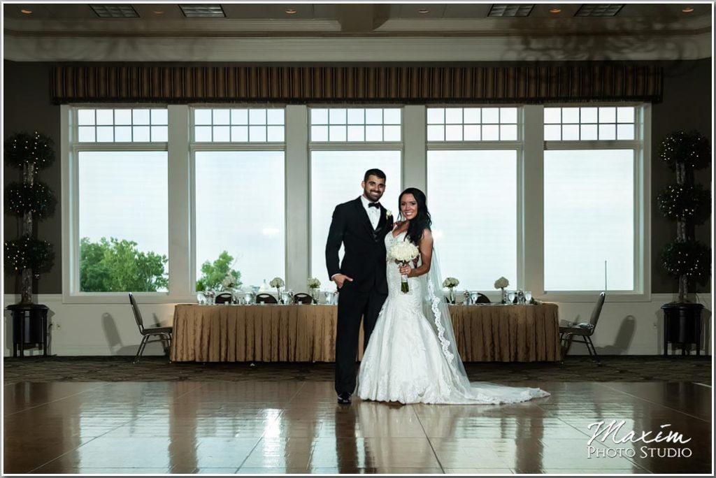 Drees Pavilion Wedding reception Kentucky