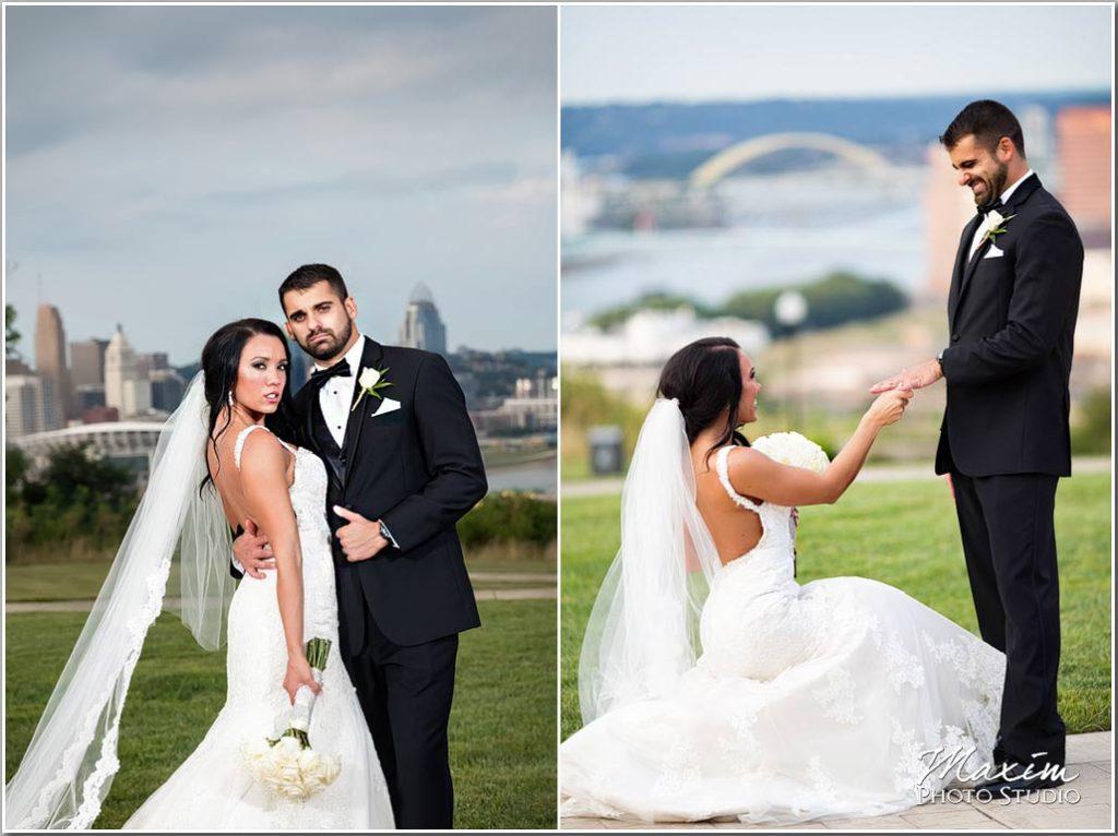 Drees Pavilion Wedding pictures Bride