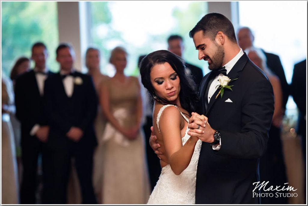 Drees Pavilion Covington Wedding reception