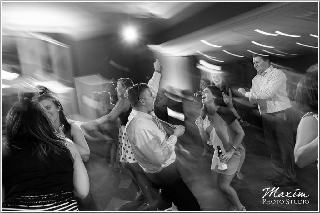 Fun Drees pavilion Wedding reception