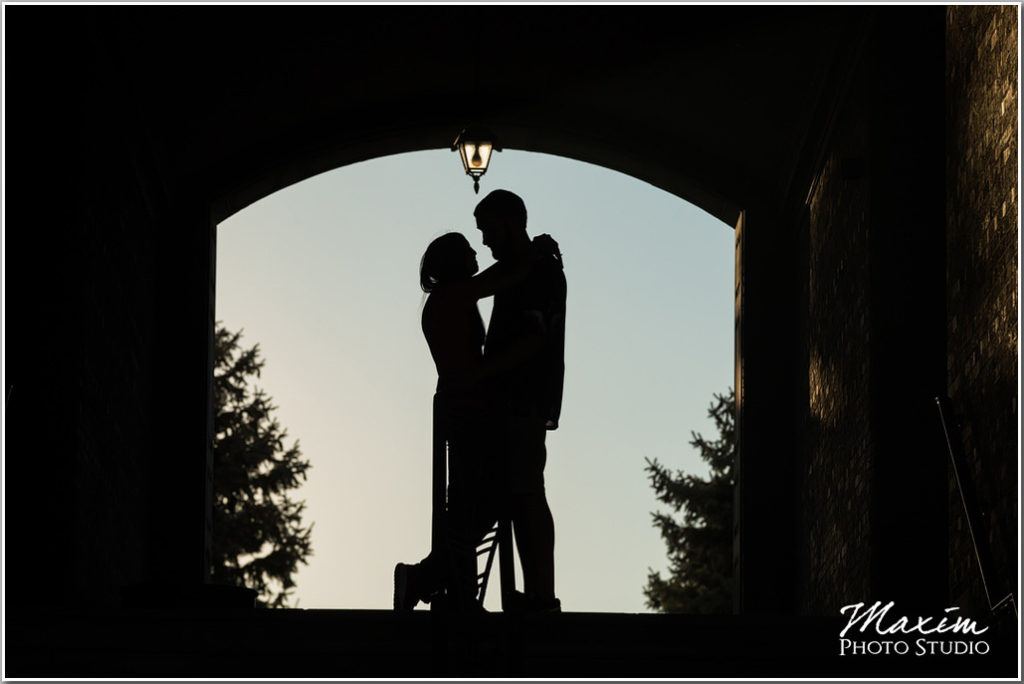 McMicken hall university cincinnati engagement