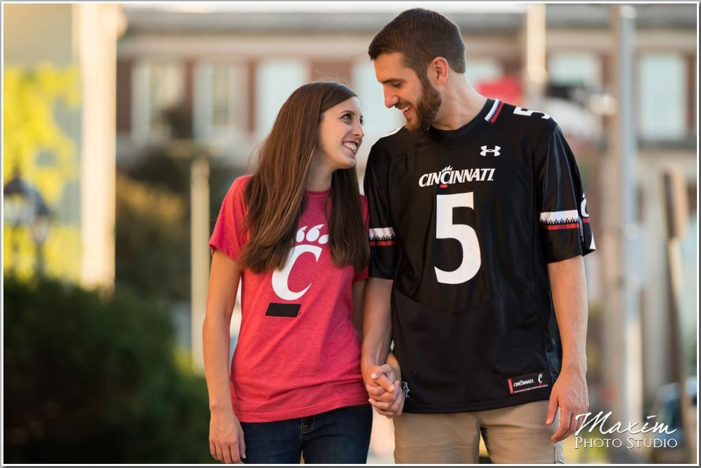 University cincinnati downtown engagement