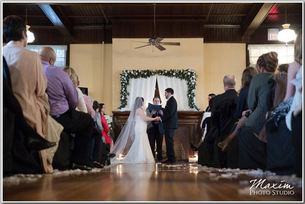 Virginia Destination Wedding Photography ceremony