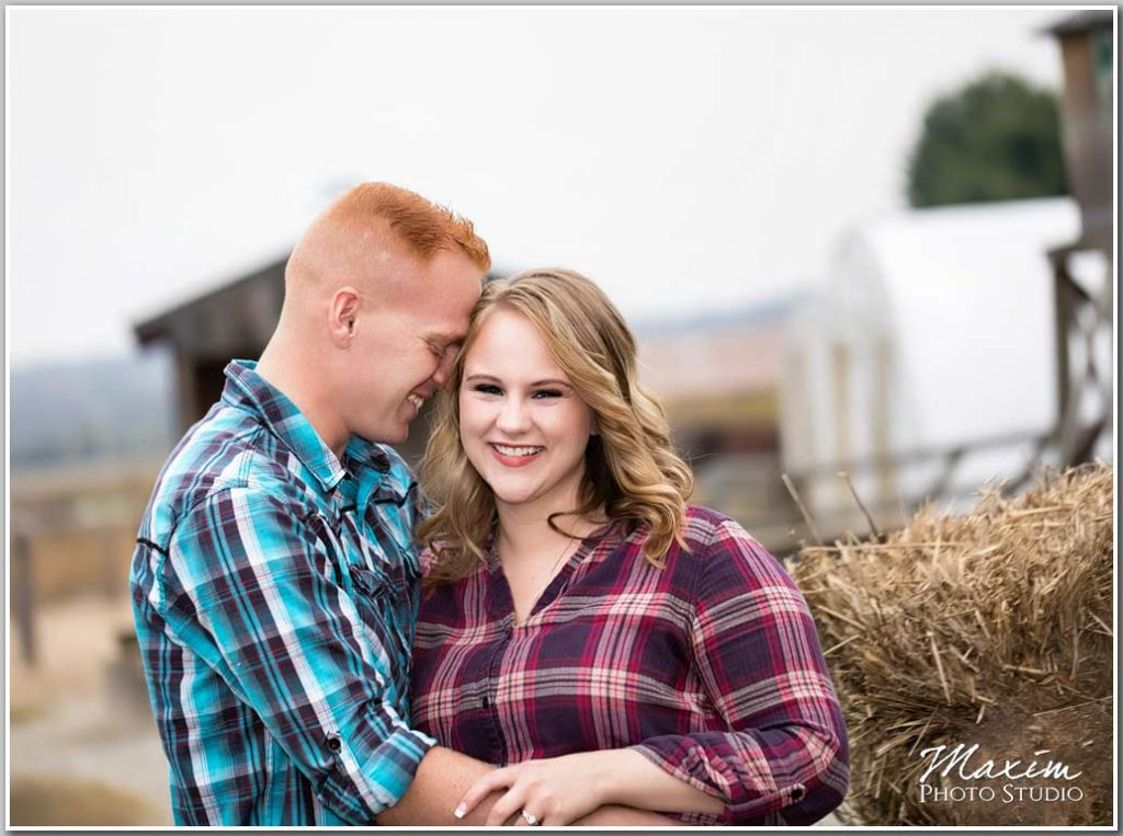 Barn N Bunk Engagement photography